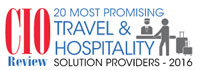 20 Most Promising Travel And Hospitality Solution Providers - 2016