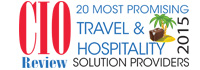 20 Most Promising Travel And Hospitality Solution Providers - 2015